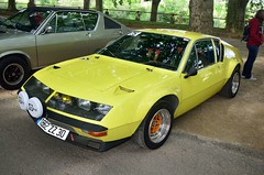 Alpine A310 (benoits15) Tags: old classic car vintage french automobile automotive voiture historic retro alpine coches anciennes a310 worldcars
