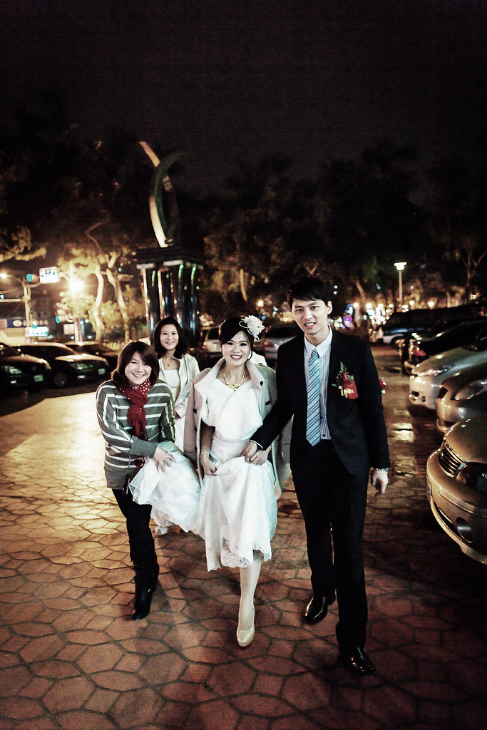 嘉呈&敏媛Wedding-58