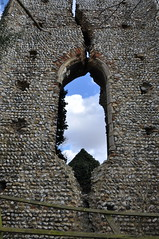 I pace upon the battlements.... (Cameron Self) Tags: tower poem norfolk thetower wbyeats billockby