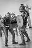 [2015-02-22@15.05.29a] (Untempered Photography) Tags: monochrome training fight helmet medieval teen axe shield armour reenactment canonef50mmf14 platearmour gambeson untemperedeye canoneos5dmkiii kernowlevy otterhamandstjuliothall untemperedeyephotography