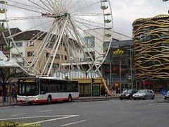 DVG Duisburg 1203, Lijn 939, Steinische Gasse (2014) (Library of Amsterdam Public Transport) Tags: bus buses publictransport duisburg autobus citybus openbaarvervoer autobuses vervoer stadsarchief stadsbus tram5