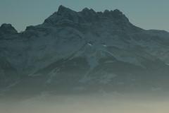 Dents du Midi ( Bergkette der Savoyer Voralpen - Westalpen mit 7 etwa gleich hohen Gipfel bis 3`258m - Berg- Mountain - Montagne ) in den Alpen - Alps im Kanton Wallis - Valais der Schweiz (chrchr_75) Tags: chriguhurnibluemailch christoph hurni schweiz suisse switzerland svizzera suissa swiss chrchr chrchr75 chrigu chriguhurni 1501 januar 2015 hurni150101 albumzzz201501januar januar2015 dents du midi albumdentsdumidi kantonwallis kantonvalais alpen alps berg vuori montagne montagna 山 góra montanha munte гора montaña