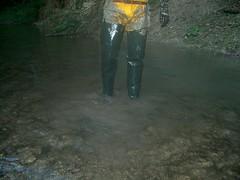IM001356 (hymerwaders) Tags: wet yellow gelb muddy waders matsch nass watstiefel