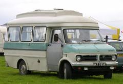 NKT 785R (Nivek.Old.Gold) Tags: bedford 1977 camper landcruiser dormobile cf250 1507cc