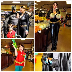 Batman Family Grocery Shopping Portlandia (thedorkbatward) Tags: sexy robin dc groceryshopping boobs wallet bat batman latex portlandia pdx dccomics cleavage groceries catwoman busty darkknight catsuit teentitans qfc annehathaway batmanbegins brucewayne julienewmar batmanandrobin boywonder batmanreturns gothamgirls michellepfeiffer juicymelons thebatman thedarkknight canteloupes youngjustice dcuniverse latexfetish selinakyle thedarkknightreturns batmanforever new52 dcnation teentitansgo damianwayne catwomancosplay gothamcitysirens gothamsirens thedarkknightrises tdkr dariaeliuk batmaneternal batmanwallet