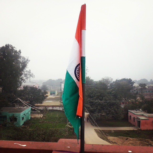 Happy republic day #26January#Republicday#INDIA#Flag