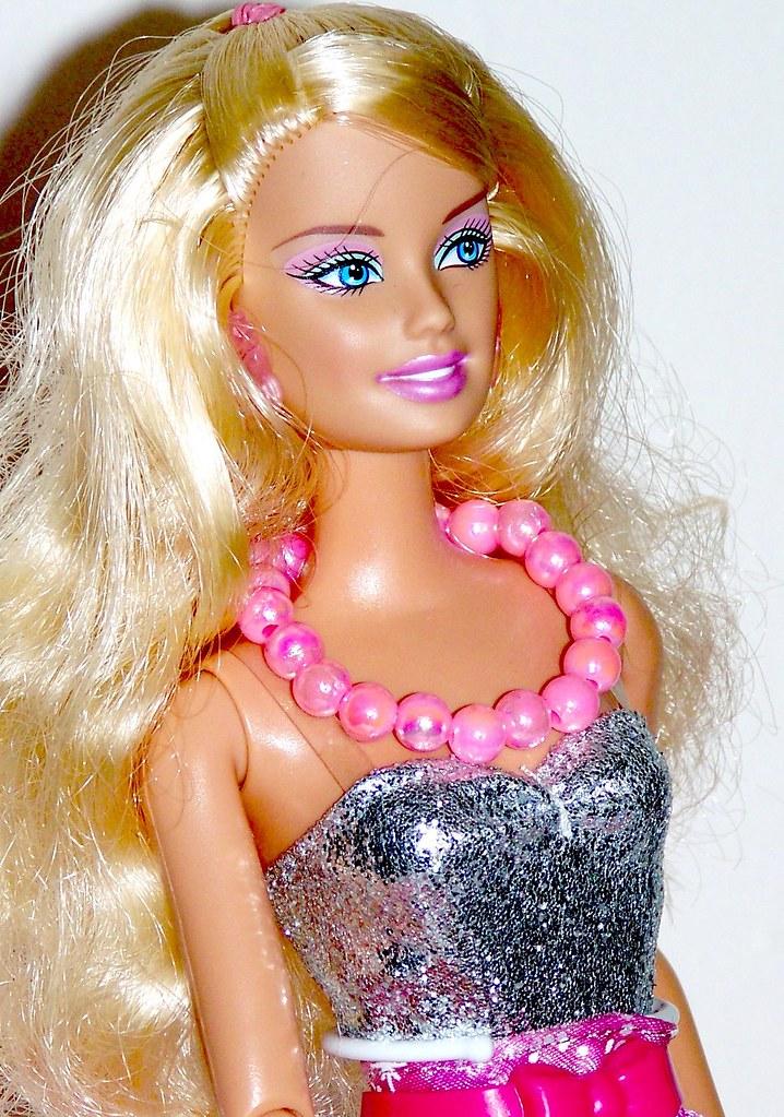 Barbie fashionistas swappin styles doll sassy 67