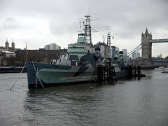 HMS Belfast (DarloRich2009) Tags: uk greatbritain england london thames boat ship unitedkingdom hmsbelfast gb riverthames cruiser cityoflondon imperialwarmuseum royalnavy iwm cityofwestminster c35 townclass lightcrusier haarlandwolff