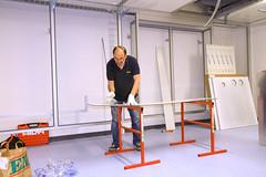Umbau CHEOPS Lab_CSH-UniBE-Sylviane Blum-11