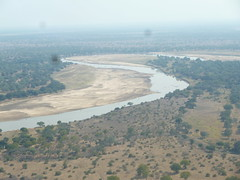 The Luangwa River