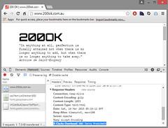GNU Terry Pratchett (200ok) Tags: rip overhead gnu terrypratchett pterry clacks