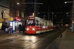 HTM GTL tram 3143, Lijn 1, Den Haag Centrum (Don Maskerade) Tags: tram denhaag thehague htm gtl