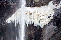 My thoughts slip away (OR_U) Tags: ice water rock frozen waterfall iceland oru icicles 2015 fosssiu