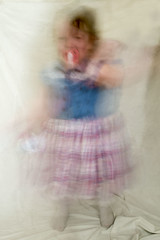 motion (RebeccaDurrantPhotography) Tags: longexposure motion colour girl smile movement toddler long exposure child dress spin twirl dummy