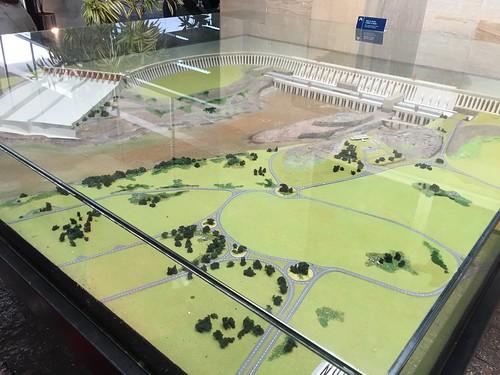 Usina Hidroelétrica Itaipu Binacional.