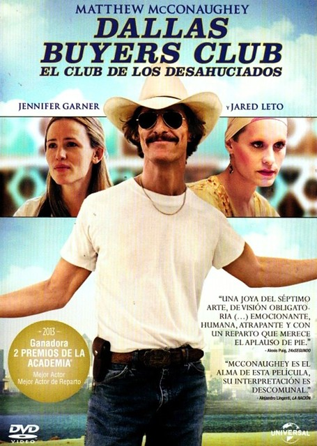 2013 Dallas Buyers Club - El Club De Los Desahuciados