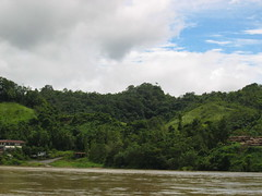 The Rejang River