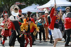 Fremont Solstice 2016  2233 (khaufle) Tags: solstice fremont wa usa marchingband parade
