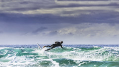 Surfer (BAN - photography) Tags: sea clouds surf surfer wave surfboard wetsuit d810