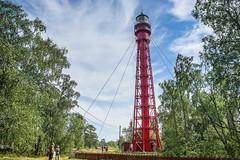 Lighthouse in Valassaaret (TimoOK) Tags: suomi finland mustasaari vaasa majakka lighthouse eiffel