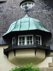Fenstererker (Renate Karle) Tags: fenster architektur erker denkmalgeschtzt