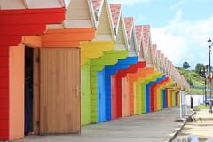 Beach huts (bsafolkestone) Tags: scarborough beachhuts
