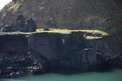 19-7-naid Abereiddy-8214 (www.atgof.co) Tags: diving coasteering plymio môr sea blue lagoon disused quarry penbrokeshire coast path llwybr arfordir sir benfro