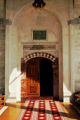 The Entrance (Armin akovi) Tags: door entrance mosque banja luka islam bosnia turkish architecture culture history religion