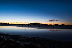 Waiting for sunrise (Merrillie) Tags: daybreak sunrise nature dawn tascott d5500 nswcentralcoast newsouthwales nsw brisbanewater centralcoastnsw nikon photography landscape outdoors waterscape bay centralcoast australia water