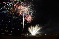 Feux d'Artifices du 14 juillet 2016 - Arcachon (Jonathan d[-_-]b) Tags: fireworks firework feux artifice dartifices feuxdartifices arcachon