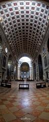 Basilica di Sant'Andrea (max.fontanelli) Tags: mantova mantua chiesa church cattedrale cathedral duomo dome panoramica arte art scultura sculpture