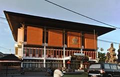 Gedung Pendidikan Renon (Ya, saya inBaliTimur (leaving)) Tags: bali building gedung sekolah school architecture arsitektur