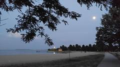 0717162041 (Michael C. Meyer) Tags: castle island boston ma carson beach southie south dusk