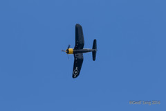 Vought F4U Corsair-21 (Clubber_Lang) Tags: airshow corsair farnborough f4u vought fia2016