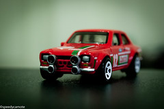 _1070810 (speedycamote) Tags: hotwheels scale model ford gf2 mft lumix olympus diecast cars