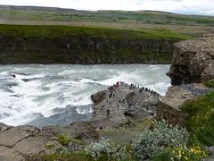 P1870426 Gullfoss waterfall  (22) (archaeologist_d) Tags: waterfall iceland gullfoss gullfosswaterfall