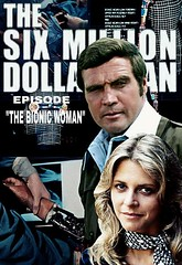 The Six Million Dollar Man (Jonathan C. Aguirre) Tags: woman man tv bionic robots dollar million shows six the bionics
