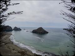 Mendocino Hike (adolgov) Tags: california mendocino ocean pacificcoasthighway pch pacificocean