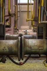 Puffer (Herbalizer) Tags: puffer gterzug zug train rail cargo austria sterreich detail am rande rostig rost rusty