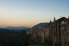 my dream place- (Immacolata Melillo Photography) Tags: sunset twilight santagata de goti benevento italy italia landscape sky nature
