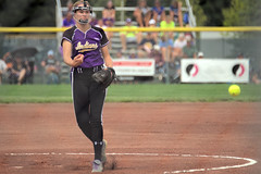 Pitch (Kyle-W) Tags: 70200mm canon game girls highschool indianola indians iowa softball sports state t3i tamron tournament