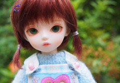 Yesenia (Tales of Karen) Tags: bluefairy shiny fairy may 3rd beauty white skin bjd balljointed doll resin yosd