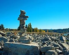 Balancing Act (DASEye) Tags: davidadamson daseye nikon newzealand nz rock rocks balancing balancingact