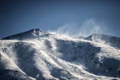 Snow & Wind (Pablo A. Leiva) Tags: viento montaa nieve sanow wind nature landscape paisaje blanco mendoza argentina avielpa pablo leiva