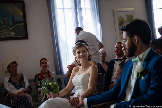 Mariage Emilie et Thomas