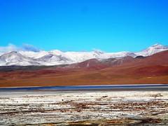 Colors of Los Lipez 2 (magellano) Tags: loslipez bolivia paesaggio landscape montagna mountain laguna lake colore color colour sale salt neve snow