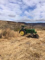 IMG_1410 (Oregon Natural Desert Association) Tags: denny jones ranch weed mat removal 2016 stewardship trips