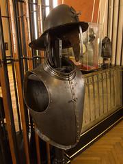 1570 helmet and breastplate