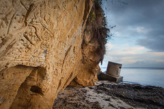 Forgotten Times (Darren Marks) Tags: war defence military sand cliff invasion studland poole dorset swanage