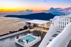 Dive into #luxury ... . Erossea Villa #Santorini . . Book it now at www.bookingsantorini.com (bookingsantorini) Tags: santorini greece travel holiday hotel villa bookingsantorini greekisland cyclades vacation santorinihotels trip traveller aegean mediterranean travelgreece greek